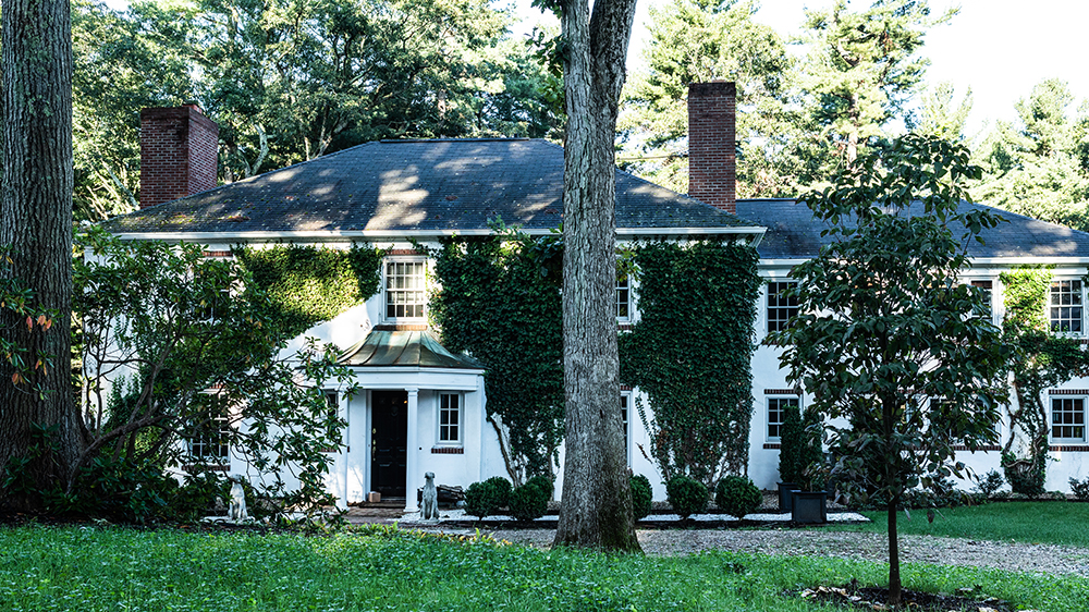 Lucie McCullough Massachusetts Home