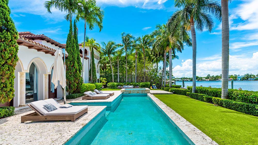 Cher, Miami, Mansion