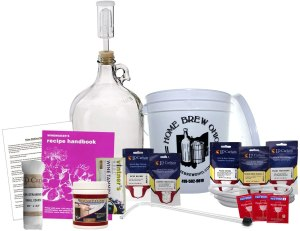 Midwest Homebrewing and Winemaking Supplies Wine from Fruit Kit