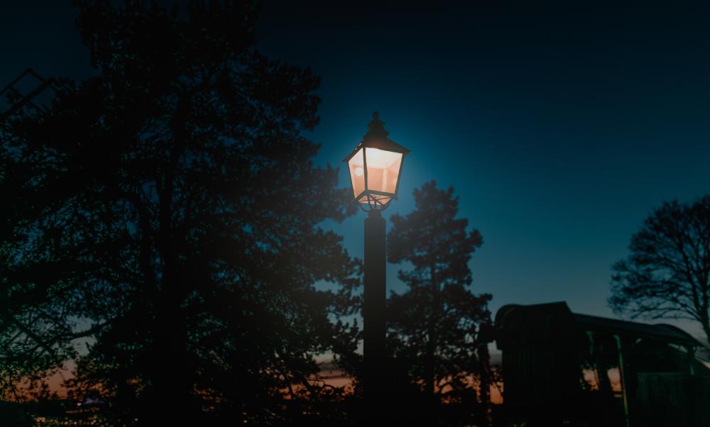 best outdoor lamp