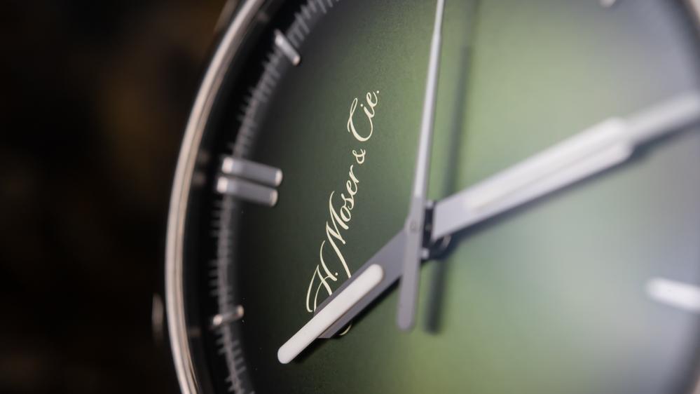 H. Moser & Cie Streamliner Central Seconds