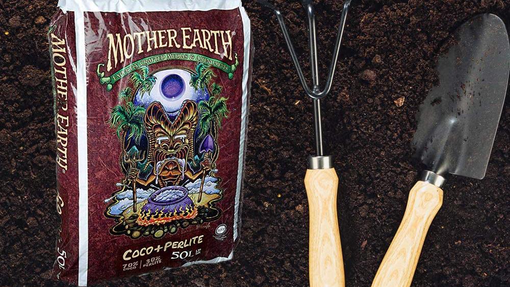 Mother Earth Coco Coir Potting Soil