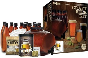 Mr. Beer Premium Gold Edition Complete Beer Making Starter Kit