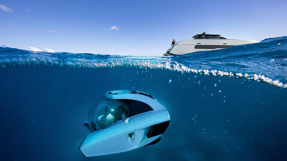 Officina Armare Project Aquanaut