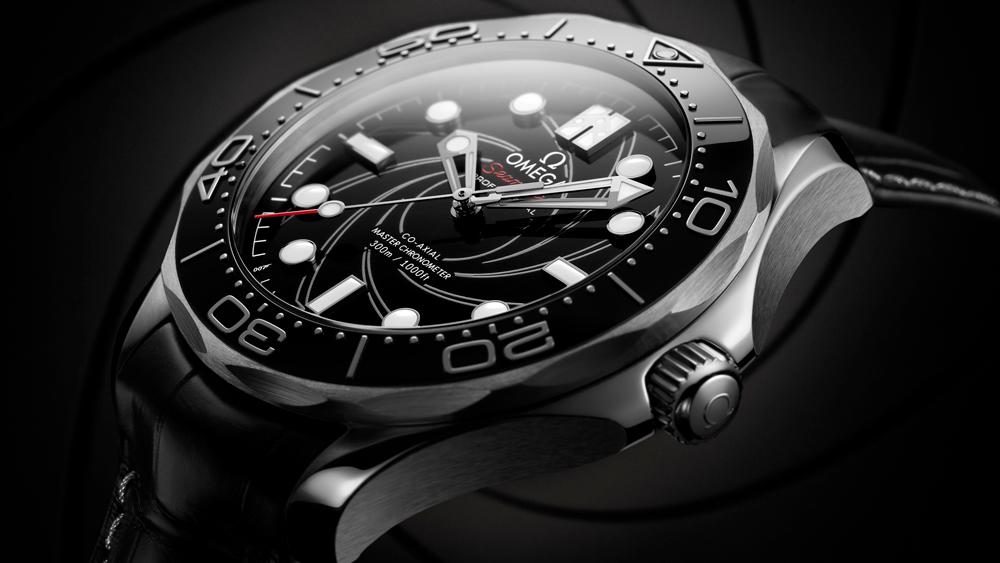 Omega Seamaster Diver 300M James Bond Numbered Edition
