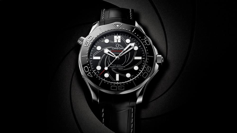 Omega's James Bond Seamaster Dive Watch Just Got a Platinum Upgrade