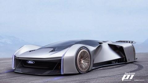Ford Team Fordzilla P1 Concept