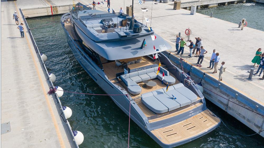 Palumbo Superyachts Extra 86 Haze