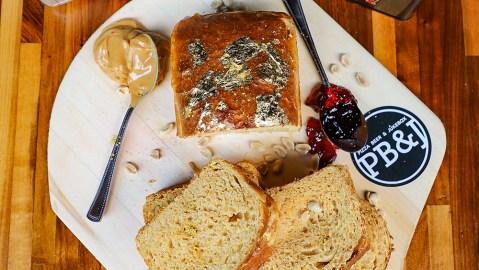 PBJ Golden Goose sandwich