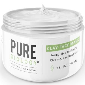 Pure Biology Clay Mask