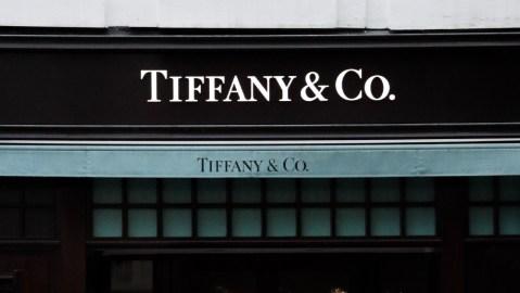 Tiffany & Co. storefront
