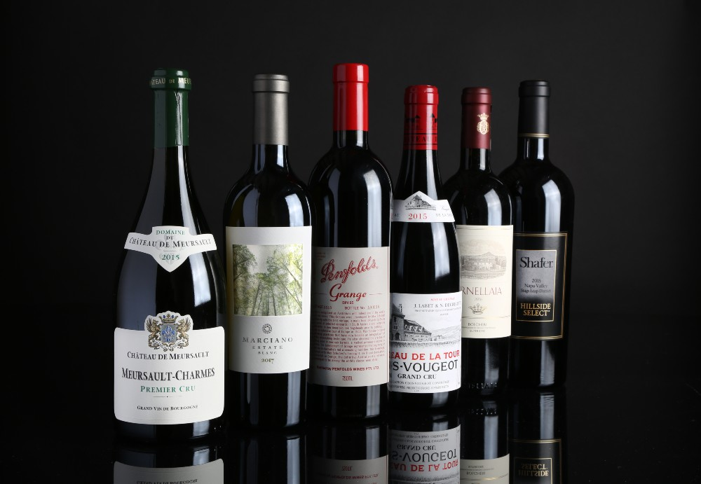 Rare and Fine Bottles