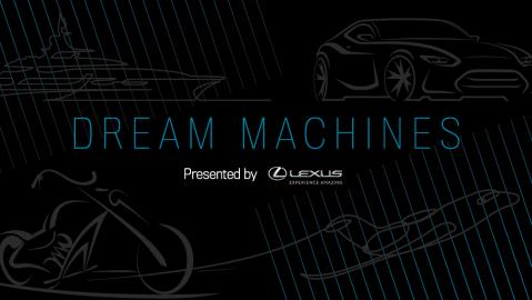 Robb Report Dream Machines 2020