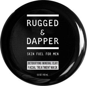 Rugged & Dapper Detoxifying Clay Mask
