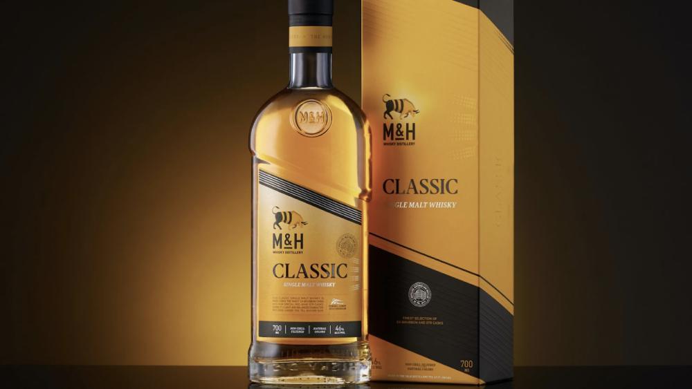 M&H whisky