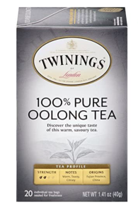 Twinings of London Pure Oolong Tea Bags