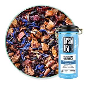 Tiesta Tea Loose Leaf Blueberry Hibiscus Herbal Tea