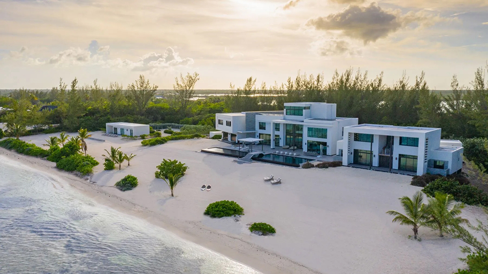Sea of Dreams Mansion in Grand Cayman