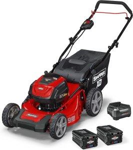 Snapper XD Electric Push Lawn Mower