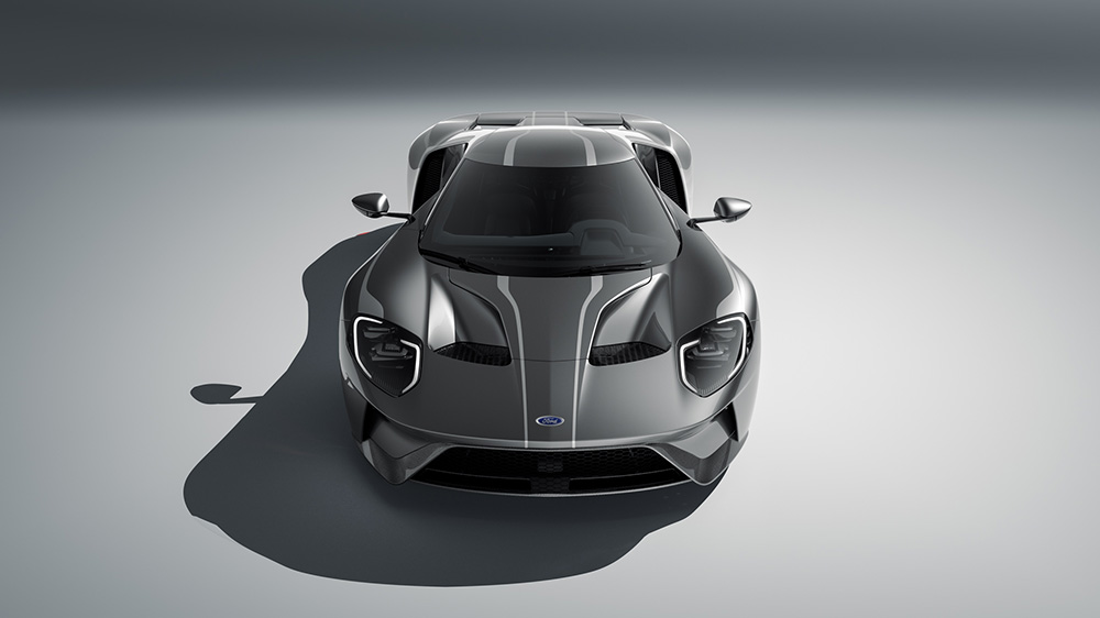 2021 Ford GT Studio Collection variant