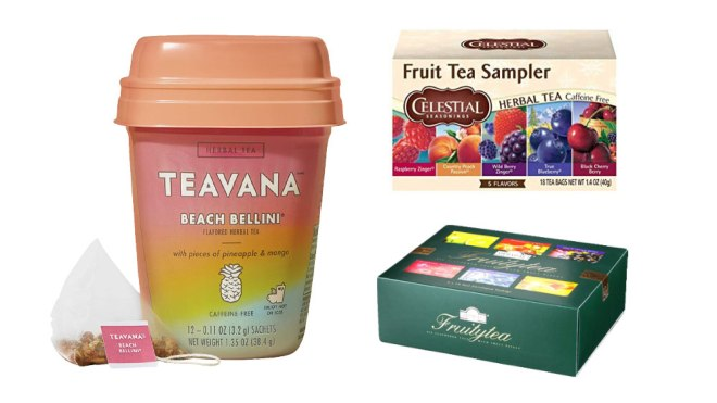Fruit tea, Amazon