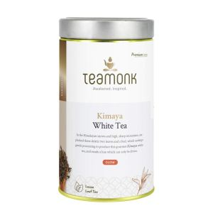 Teamonk Kimaya White Tea Loose Leaf