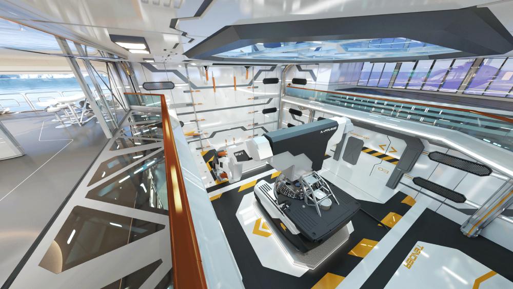 Gresham Thor Explore Yacht