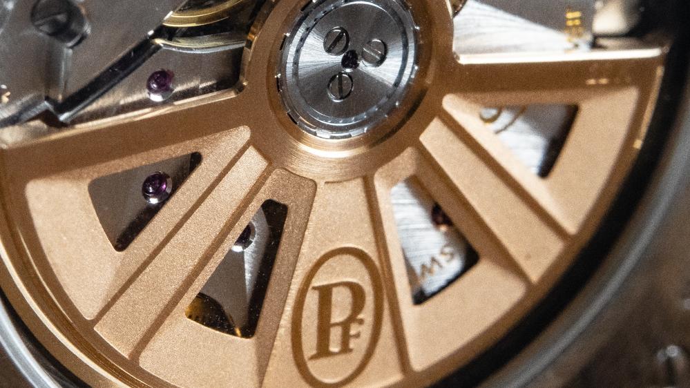 Parmigiani Tondagraph GT 22-Karat Gold Rotor