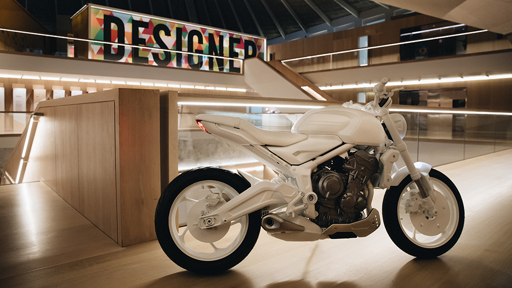 Triumph Motorcycles Trident Concept