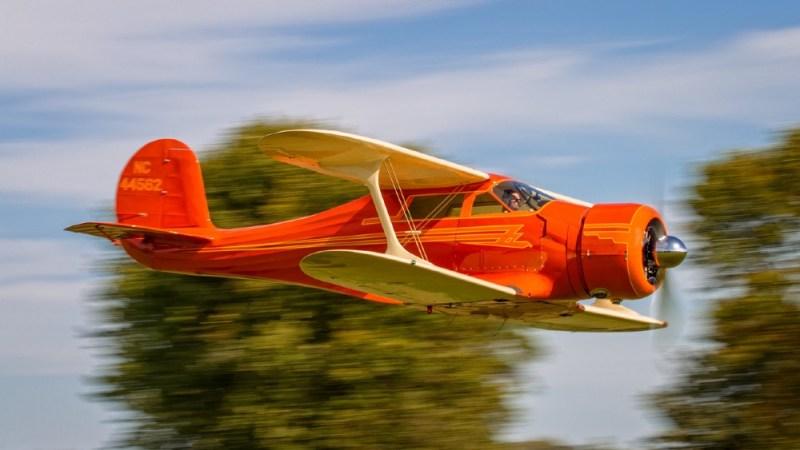 Beechcraft D17S