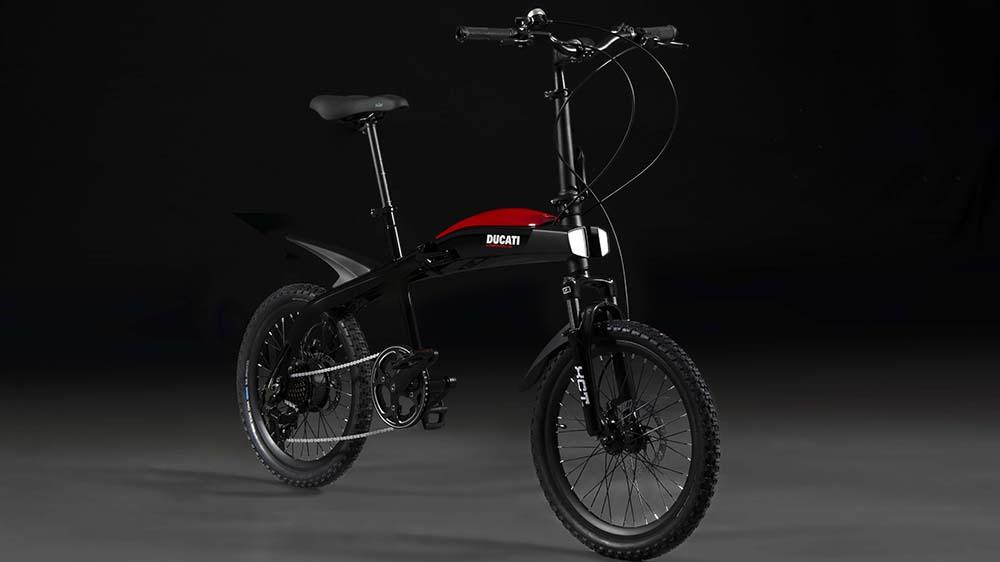 The Ducati Urban-E