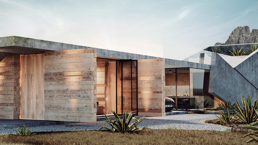 Nada Studios WTBA House