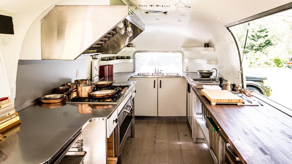 yann nury airstream kitchen