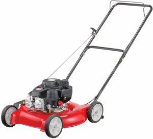 Yard Machines Push Gas Lawn Mower