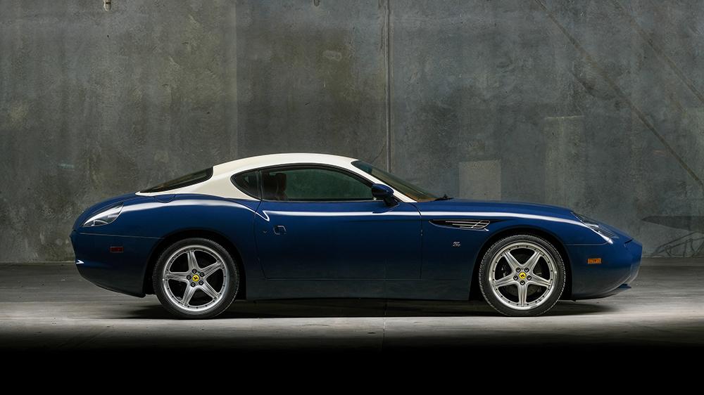 2005 Ferrari 575 GTZ Zagato