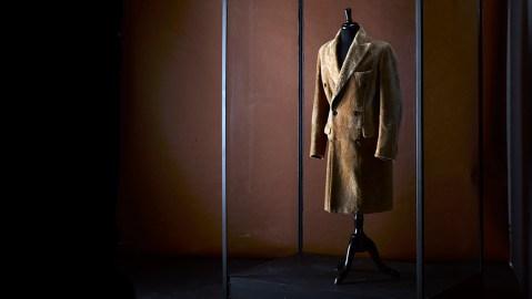 Brioni coat