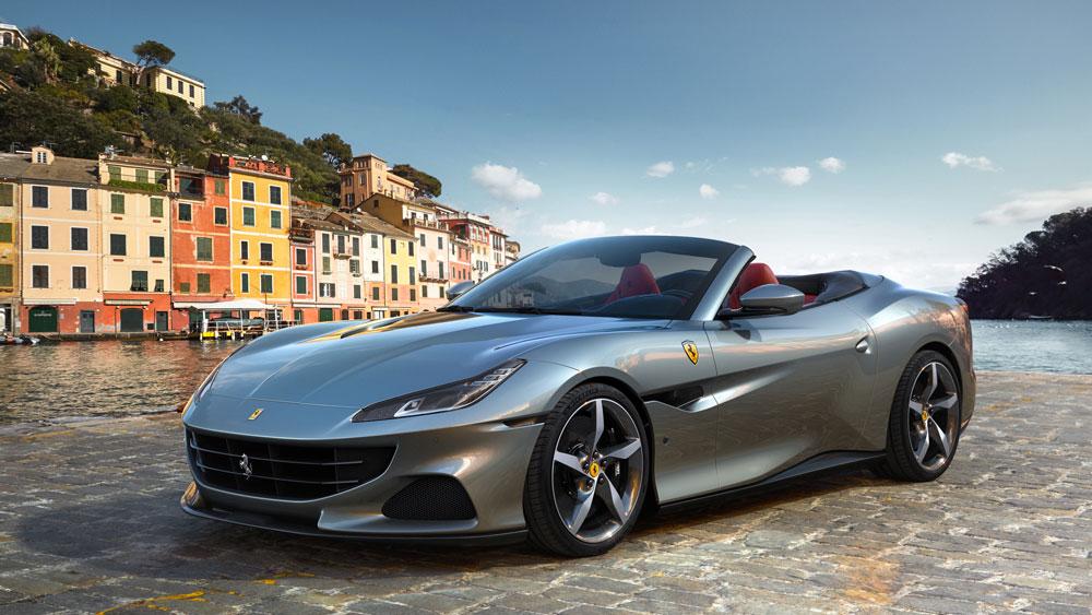 The Ferrari Portofino M.