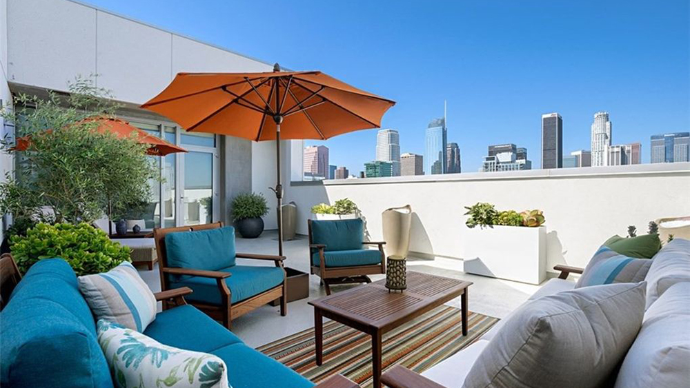 1050 S Grand Ave Penthouse Los Angeles