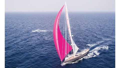 Pink Gin VI by Baltic Yachts