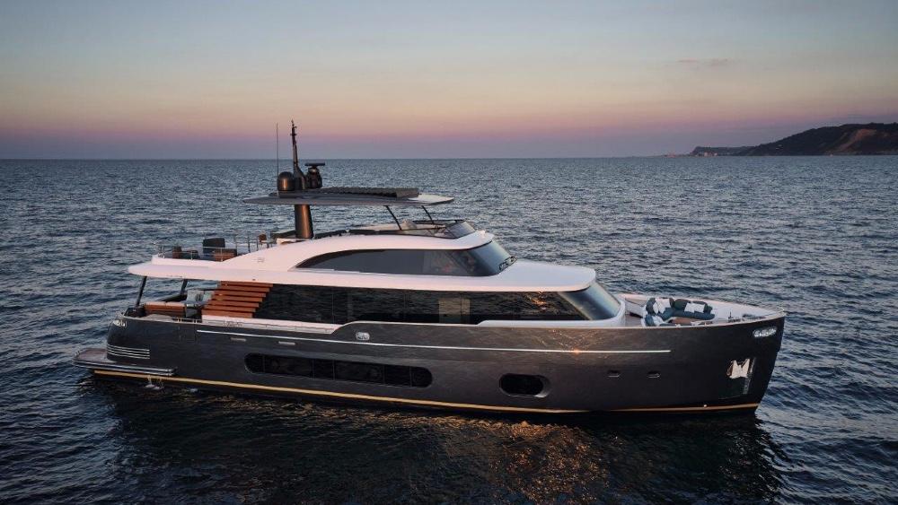 Oubliez les salons nautiques virtuels, Azimut Yachts organise un événement privé
