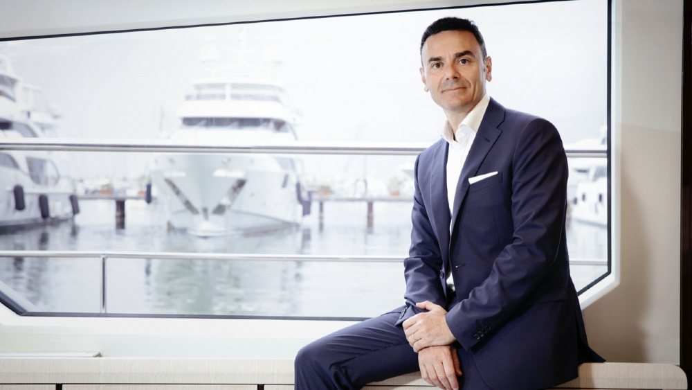 Marco Valle, New CEO Azimut Benetti Group