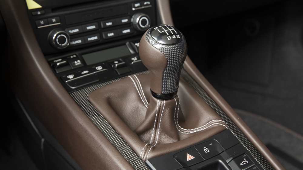 Porsche Exclusive Manufaktur custom