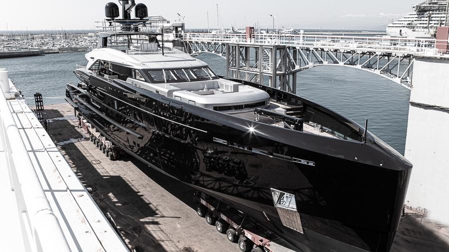 Tankoa's Olukun Superyacht