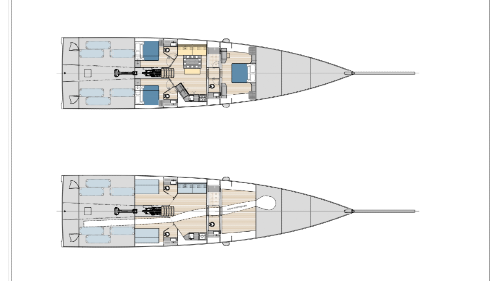 nautor's