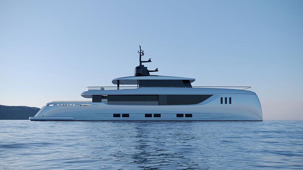 Le nouveau catamaran Explorer de 125 pieds de Sunreef Yacht a une autonomie transocéanique