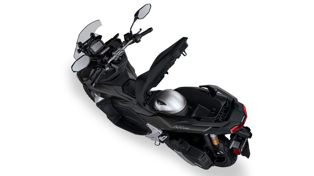 The 2020 Honda ADV150.