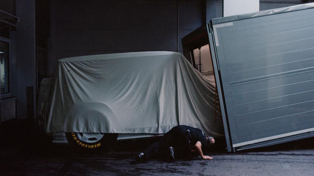 Mercedes-Benz's Project Geländewagen with Virgil Abloh.