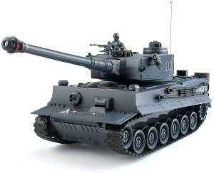 EAHUMM RC WW2 German Tiger Army Tank