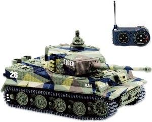 BlueFit German Tiger I Panzer Tank with