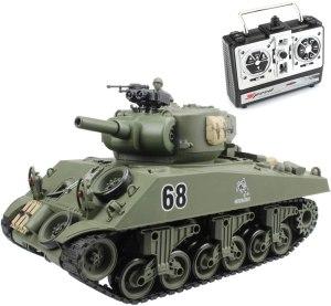 Fisca Remote Control Tank